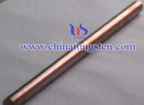 Tungsten-Copper-bar