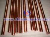 chromium copper rod picture