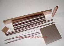 Tungsten-Copper