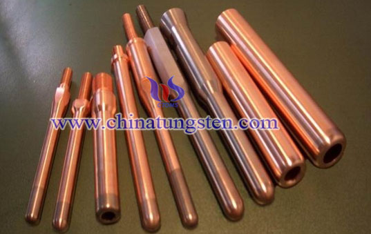 lc2500 tungsten copper
