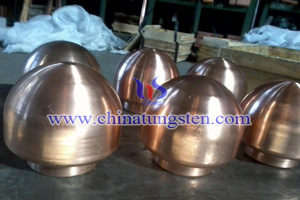 tungsten copper product picture