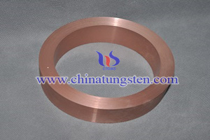 tungsten copper ring picture