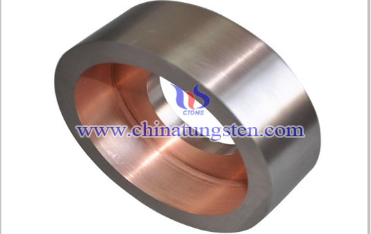tungsten-copper-Hot-hydrostatic-extrusion