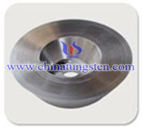 copper tungsten PCD disk electrode