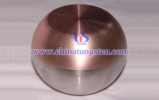 tungsten copper ball contact