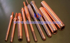 tungsten copper for high voltage picture