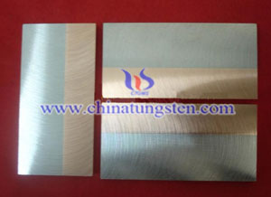 tungsten copper iron composite electrode picture