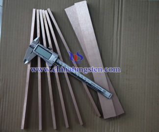 tungsten copper metal injection molding picture