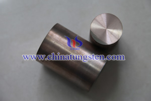 tungsten copper military rod picture