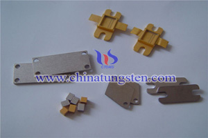 tungsten copper military sheet photo