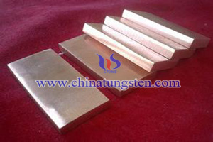 tungsten copper military weight picture