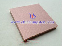 tungsten copper plate picture