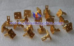 tungsten copper powder metallurgy picture