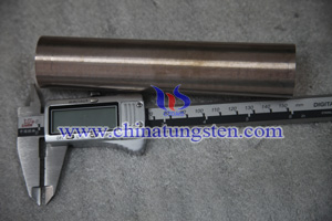 copper tungsten rod photo