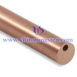 tungsten copper roto tube photo