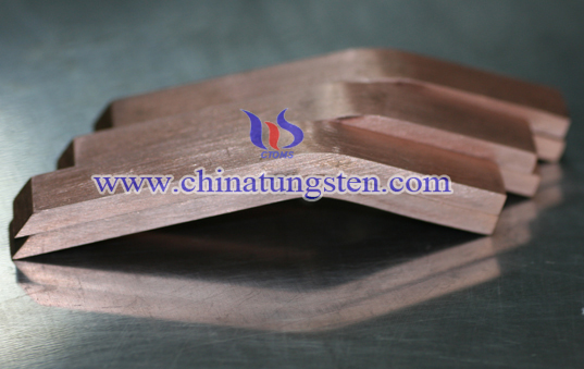 tungsten copper spray drying method picture