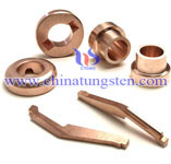 tungsten copper spring contact picture