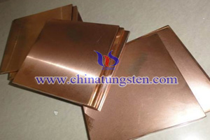 tungsten copper tail vane picture