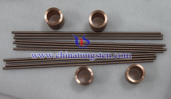 tungsten copper wear resistance picture